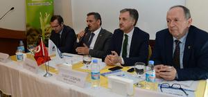 """Tunceli'de """"Cazibe Merkezleri Programı"""" toplantısı"""