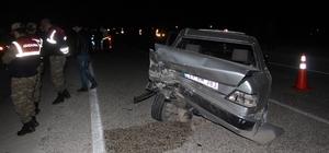 Hatay'da zincirleme trafik kazası: 2 yaralı