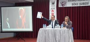 Söke ADD'den anayasa değişikliği paneli