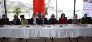 """Memur Sen'den """"öncü sendika öncü kadın"""" konulu toplantı"""