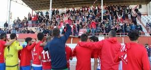 Nevşehirspor taraftarı güvenlik nedeni ile maça alınmayacak
