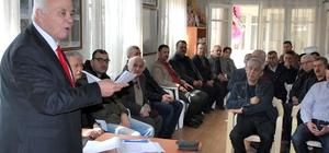 Salihli Türk Ocakları kongre yaptı