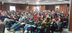 Didim'de kariyer günleri semineri düzenlendi
