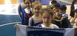 Özel Sanko Okulları, Jimnastik Şampiyonasında il ikincisi oldu