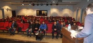 Aday öğretmenlere hizmet içi faaliyet semineri