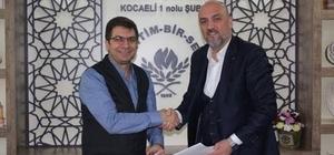 Kamu-Sen ile Akmis Grup arasında çalışma sözleşmesi imzalandı