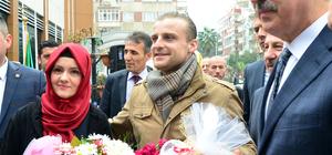 Başbakan Yardımcısı Kurtulmuş Manisa'da