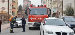 Kayseri'de karbonmonoksit zehirlenmesi: 2 ölü