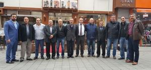Gebze Erzurumlular Derneği yeni yönetimini basına tanıttı