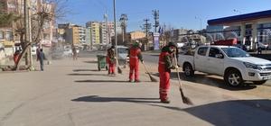 Daha temiz bir kent için bahar temizliği başladı