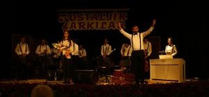 MABESEM bünyesindeki Grup Retro, ilk konserini verdi