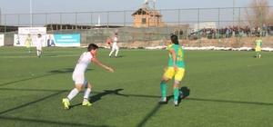 İnönü Üniversitesispor sahasında 62 Pertekspor'u 2-1'lik skorla geçti
