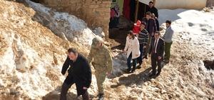 Başkan Vekili Akgül'den şehit aileleri ve yaşlılara moral ziyareti