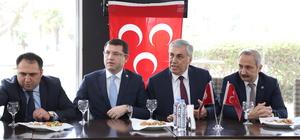 MHP Genel Başkanı Yardımcısı Günal: