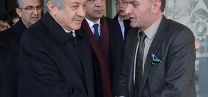 MHP Genel Başkan Yardımcısı Adan Erzurum'da