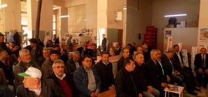 Karacasu Esnaf Kooperatifi olağan mali genel kurulunu yaptı