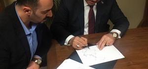 """Bakan Arslan: """"Kars'a bağlı ilçeler ve köylerinde tarihin en büyük yol yapımlarını başlatıyoruz"""""""