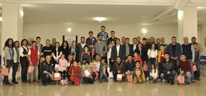 MMO Konya Şubesi'nin düzenlediği 4. geleneksel masa tenisi turnuvası tamamlandı