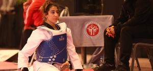 Anka ile Ümitler Türkiye Tekvando Şampiyonası'na doğru