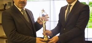 Kayserililer için ödüllü projeler
