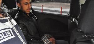 """Şanlıurfa'da """"etekli"""" erkek hırsız tutuklandı"""