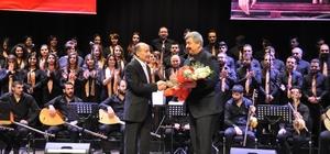 THM Korosunda 'Anadolu'dan İnciler' konseri