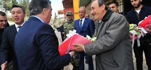 Vali Kerem Al, Hasanbeyli'de vatandaşlarla bir araya geldi
