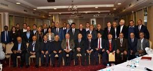 DASEV'in mütevelli heyet toplantısı Adana'da yapıldı