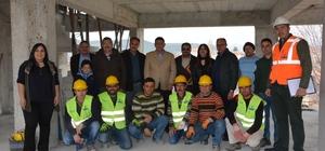 Antalya'da Mesleki Yeterlilik Eğitim ve Belgelendirme çalışması başladı