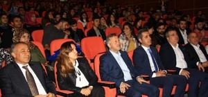 DÜ'de 'Önce Kendini Yönet' konferansı