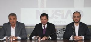 MÜSİAD'ta referandum ele alındı