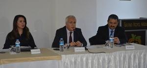 Avukatlara 'Aile Hukuku ve Mal Rejimi' semineri