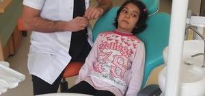 Çocukların diş sağlığı bakımı