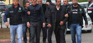 Adana'da 108 kilogram eroin ele geçirilmesi