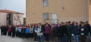Bergama'da velilerden okul isyanı