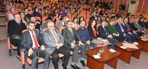 'Hoca Ahmet Yesevi' Bartın Üniversitesinde anıldı