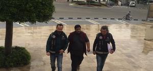 ahte pasaportla Yunanistan'a insan kaçıran yabancı uyruklu şahıs yakalandı