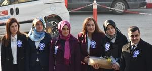 Vergi Haftası Kutlamaları Tosya'da başladı