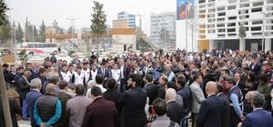 Antalya'dan Haleplilere 10 tırlık yardım konvoyu
