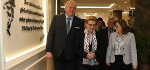 Almanya'nın Ankara Büyükelçisi Erdmann:
