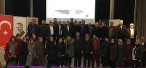 Belediye Başkanı Mehmet Tahmazoğlu, Trabzon'da konuştu