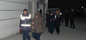 Kütahya'da FETÖ'nün kadın yapılanmasına operasyon