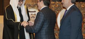 Kuveyt Milli Günü resepsiyonu