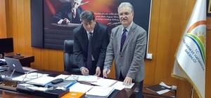 Aydın'da büyükbaş hayvanların küpelenmesi için protokol imzalandı