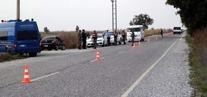 Aydın'da jandarmadan 338 personelle huzur operasyonu