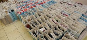 Maltepe Belediyesinden 2 bin 383 aileye kıyafet yardımı