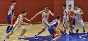 Okullararası Şehit Ömer Halisdemir Basketbol Turnuvası'nın galibi belli oldu