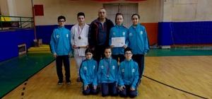 Yunusemreli judocular finali garantiledi