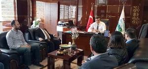 ATSO 24. Grup Meslek Komitesi'nden Akdeniz CLK'ya ziyaret