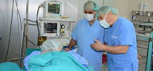 Omurilik pili ile üç hasta ağrılarından kurtuldu